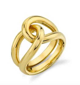 Gabriela Artigas Gabriela Artigas Ring Full Link Gold ring size: 49