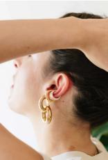 Gabriela Artigas Gabriela Artigas Ear Cuff Colmillo (big) Silver