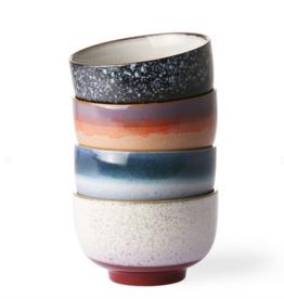 HK Living 70's bowls (set of 4)