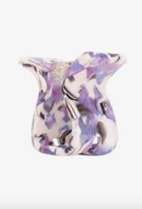 Hvisk Cetus purple hairclip