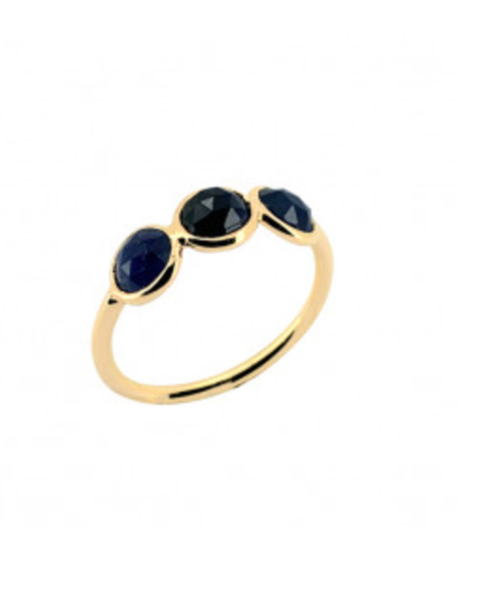 Sophie Deschamps Ring saphire blue size 54