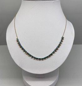 5 Octobre 5 Octobre Necklace BIA Blue