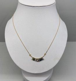 5 Octobre 5 Octobre Necklace Erisa green tourmaline