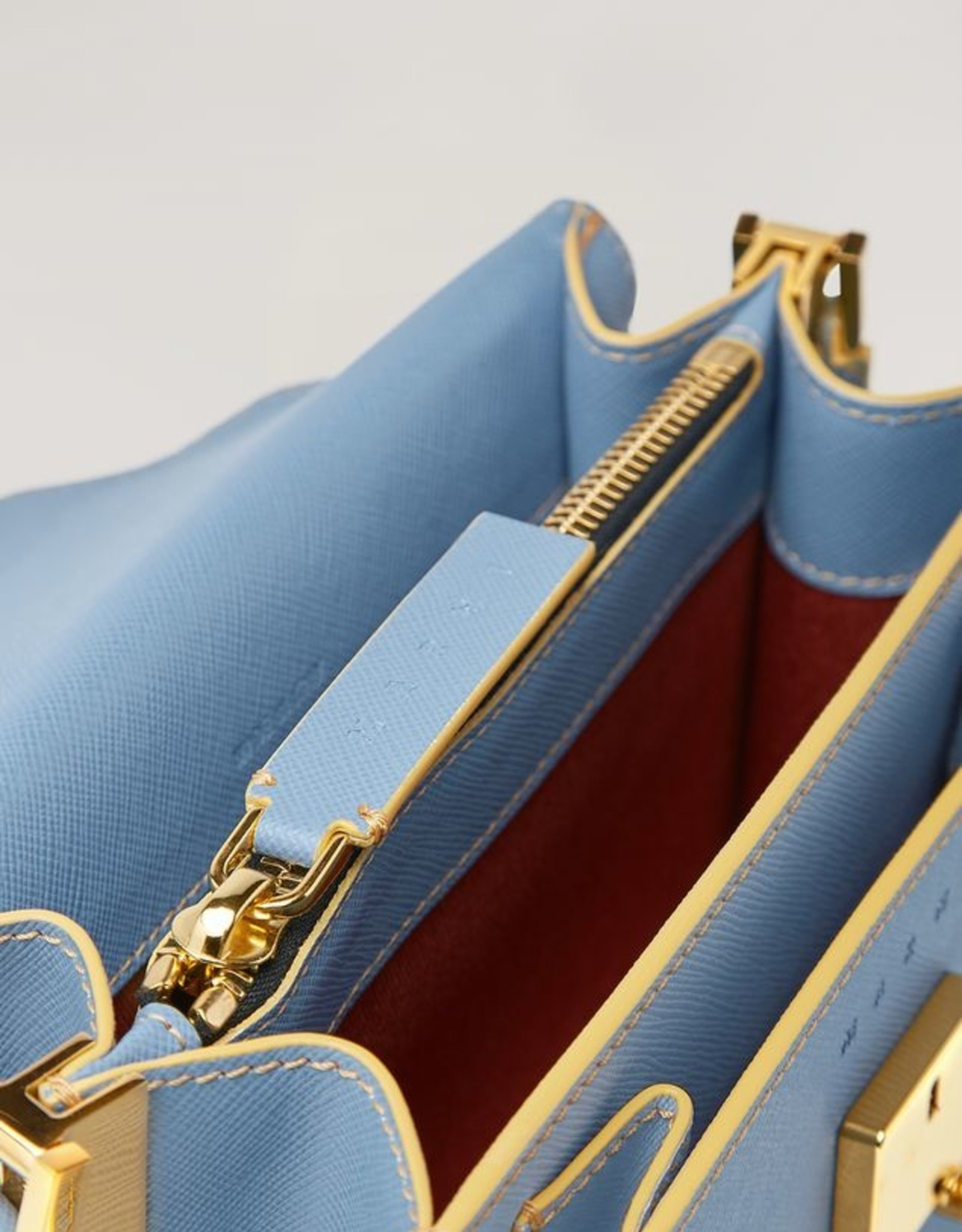 Marni Marni Trunk Bag Baby Blue