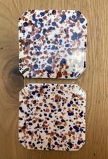 Chabi Chic Chabi Chic Coasters multi blue (set of 4)