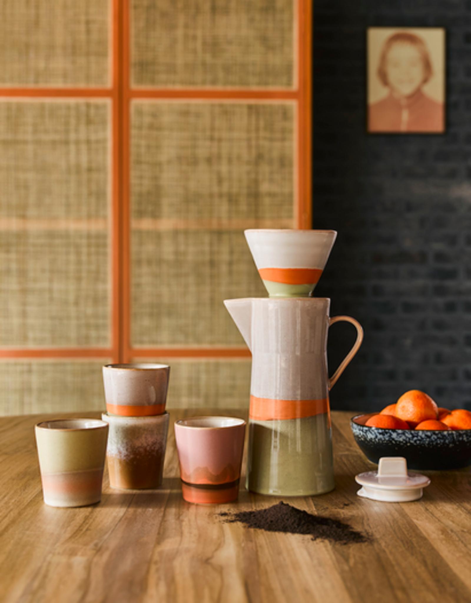 HK Living Hk Living 70's mug jupiter