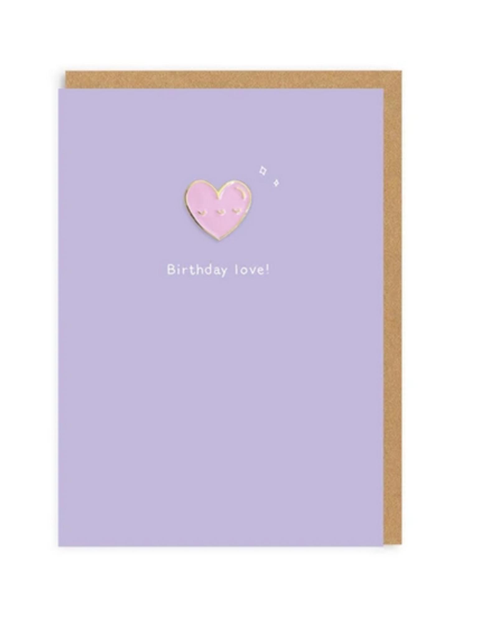 Ohh deer Card Birthday Love