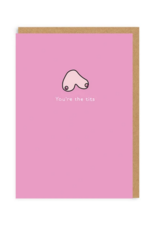 Ohh deer Card You're the tits