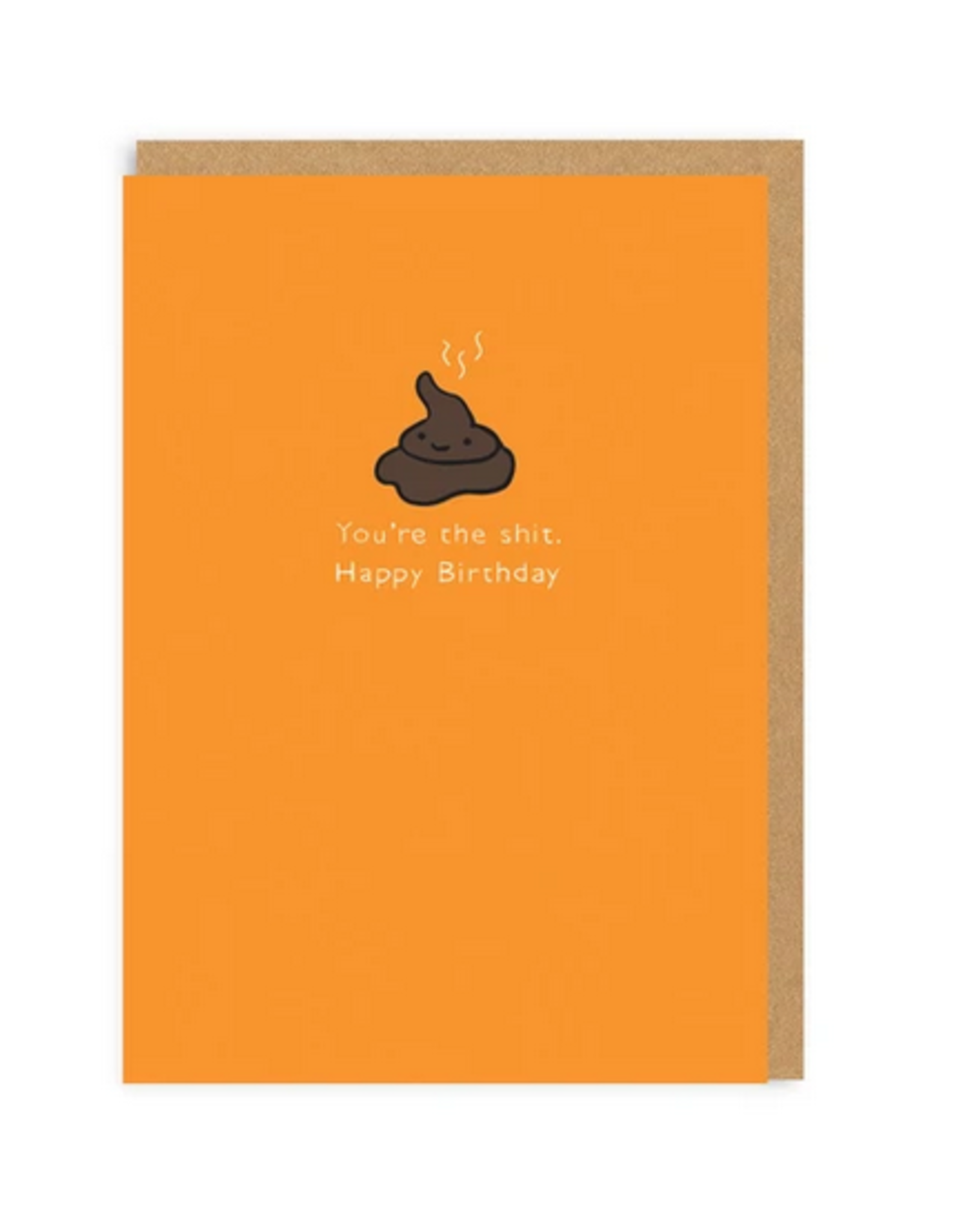 Ohh deer Card You're the shit