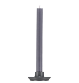 Designed in Colour Candle holder Dark Grey