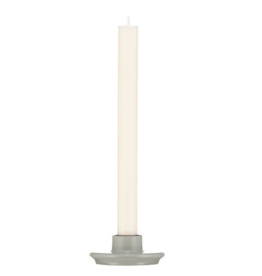 Designed in Colour Candle Holder Light grey