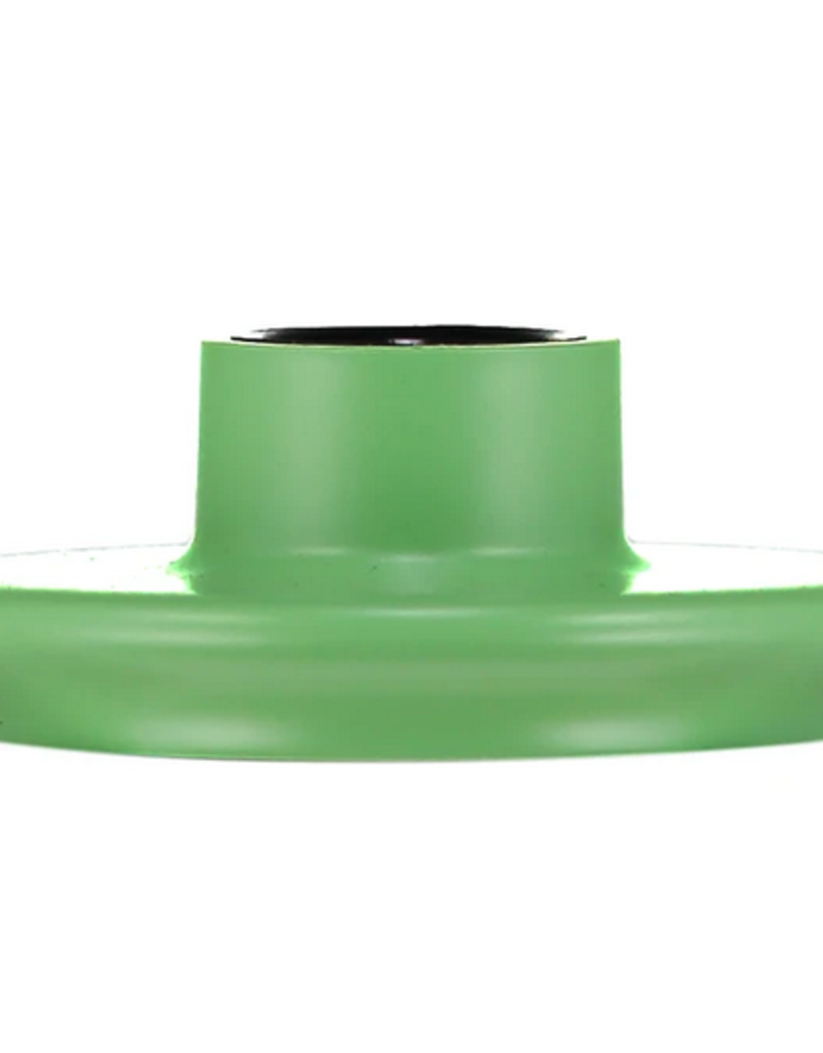 Designed in Colour Candle Holder Green