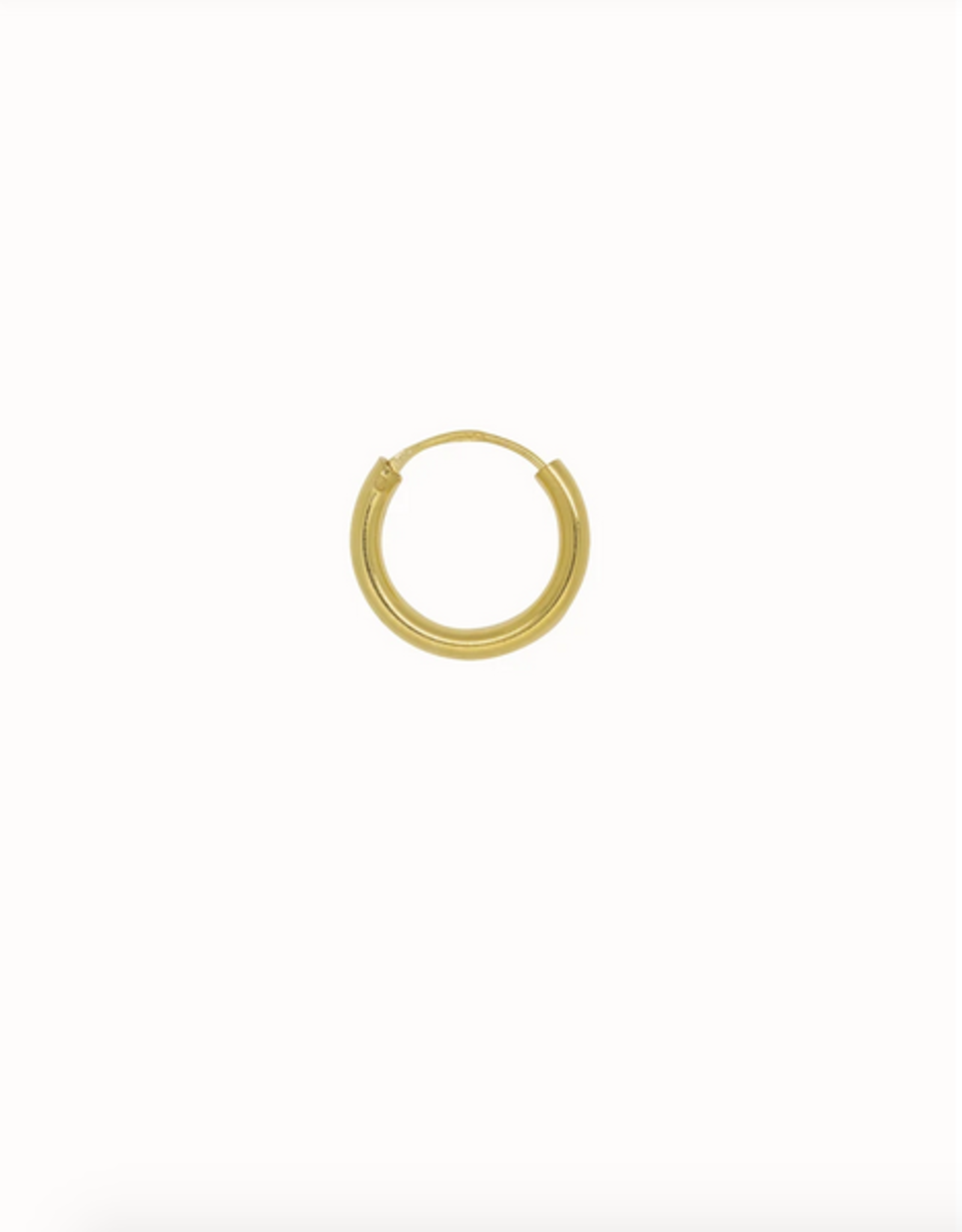 Flawed Plain hoop gold (sold per piece)