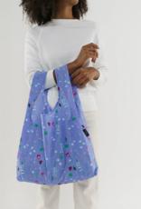 Baggu Reusable bag blue wildflowers
