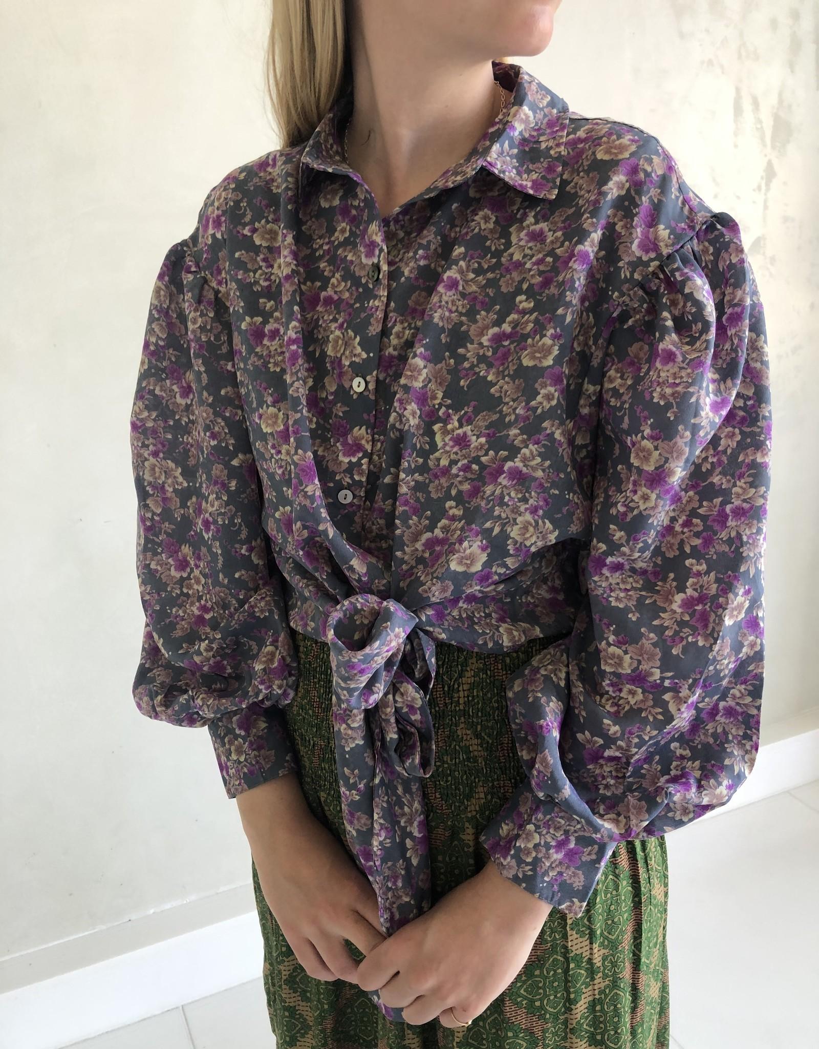 Sissel Edelbo Jackie wrap shirt 1