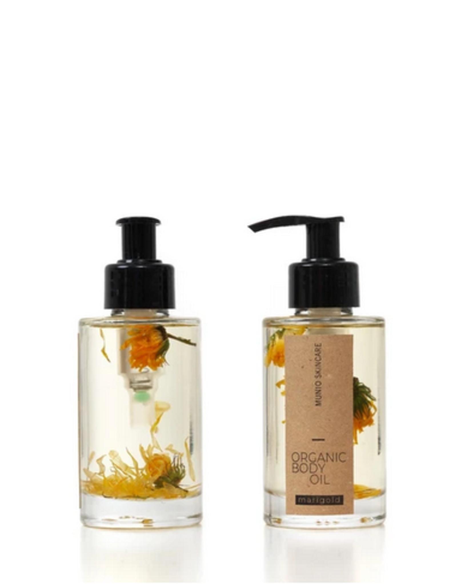 The Munio Body oil Marigold