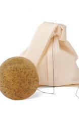 The Munio Scrub soap bar Marigold