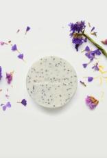The Munio Scrub soap bar wildflowers