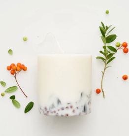 The Munio Candle ashberries