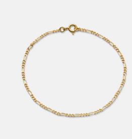Maanesten Figaros bracelet gold