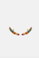 Maanesten Liana earring gold
