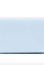 Marni Marni Trunk wallet baby blue
