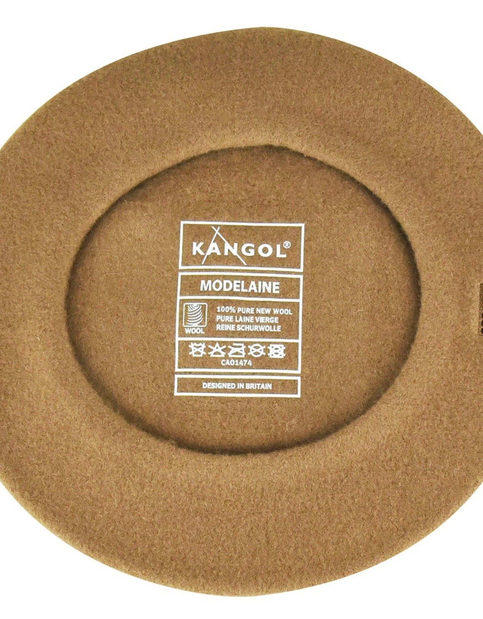 kangol Kangol Modelain Beret Camel