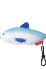 Kikkerland Fish grocery bags