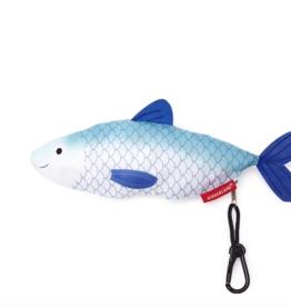 Kikkerland Fish  grocery bags