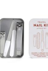 Kikkerland Kikkerland travel nail kit