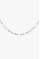 Wildthings Collectables Long figaro chain silver