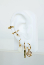 Wildthings Collectables Sunny earring gold