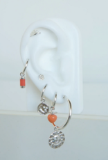 Wildthings Collectables Nightfall earring silver