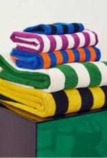Dusen dusen Dusen dusen Hand towel Purple stripe