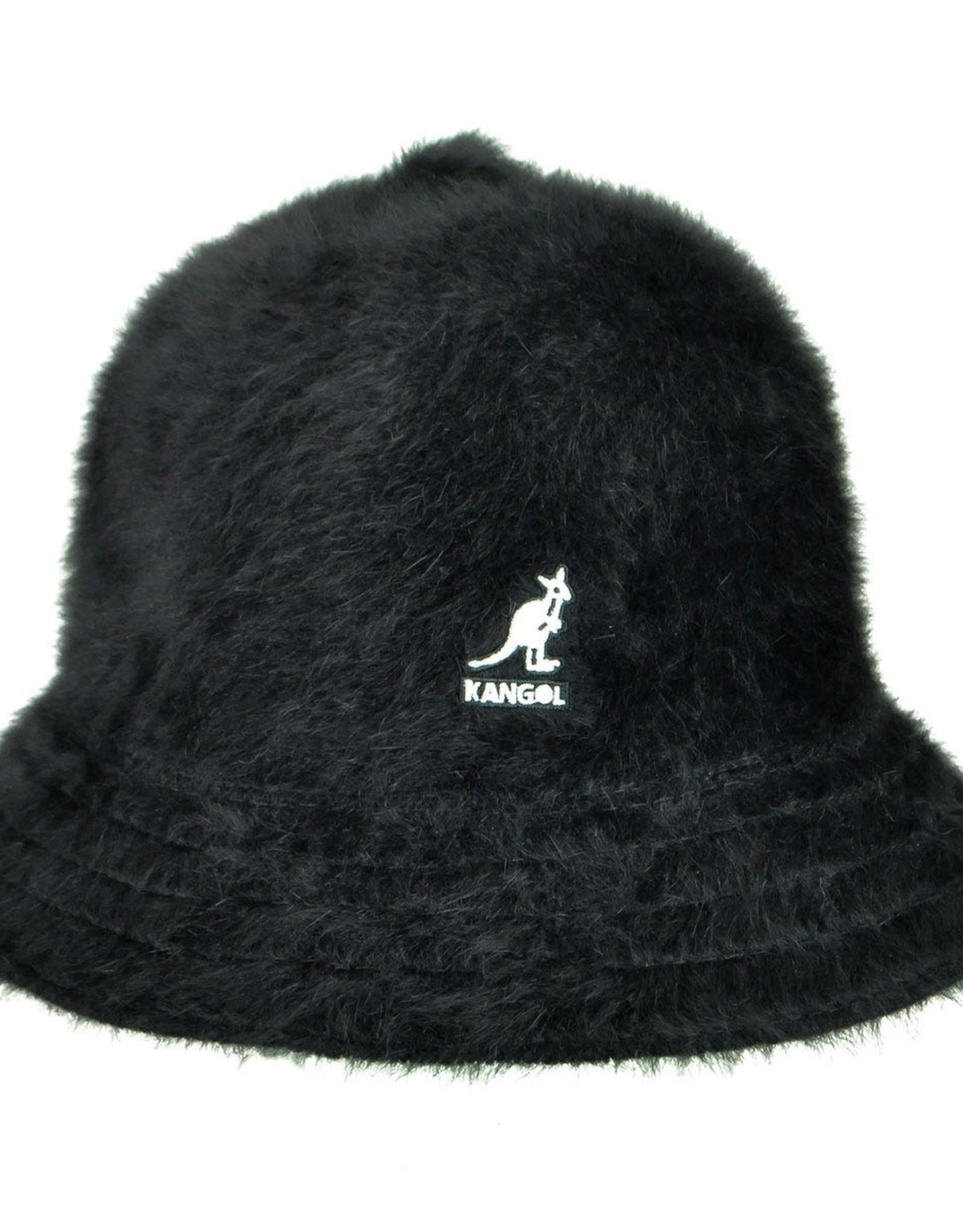 kangol Kangol fugora casual hat black