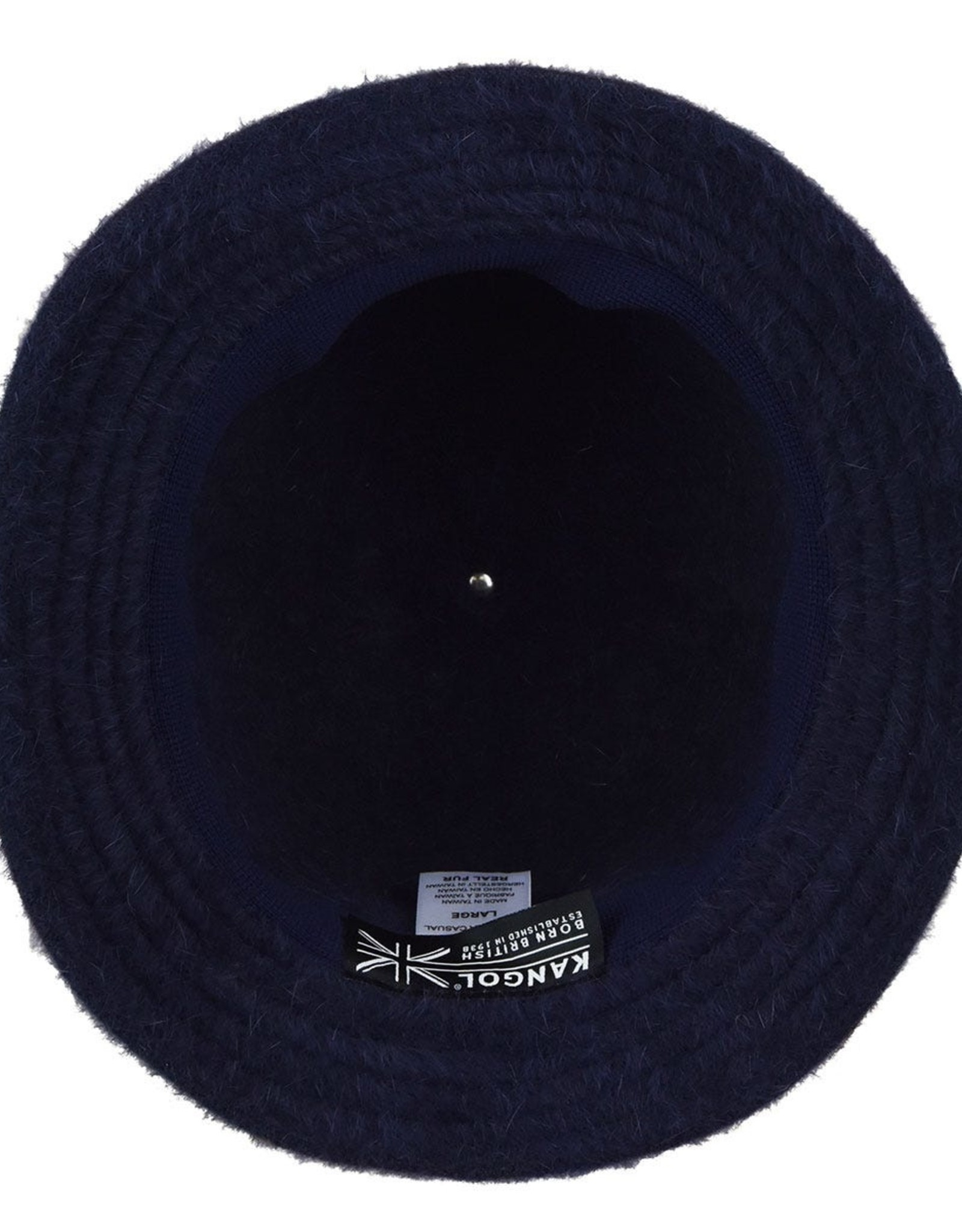 kangol Kangol Fugora casual hat navy Medium