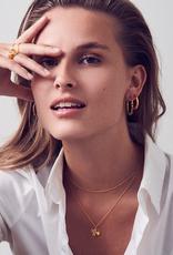 Maanesten  Nala chocker necklace gold