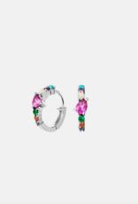 Maanesten Maanesten Calli earrings silver