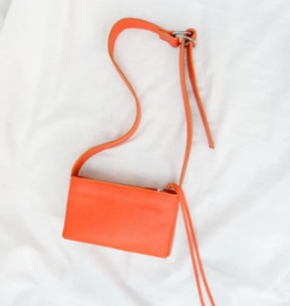 Nona Box bag tangerine