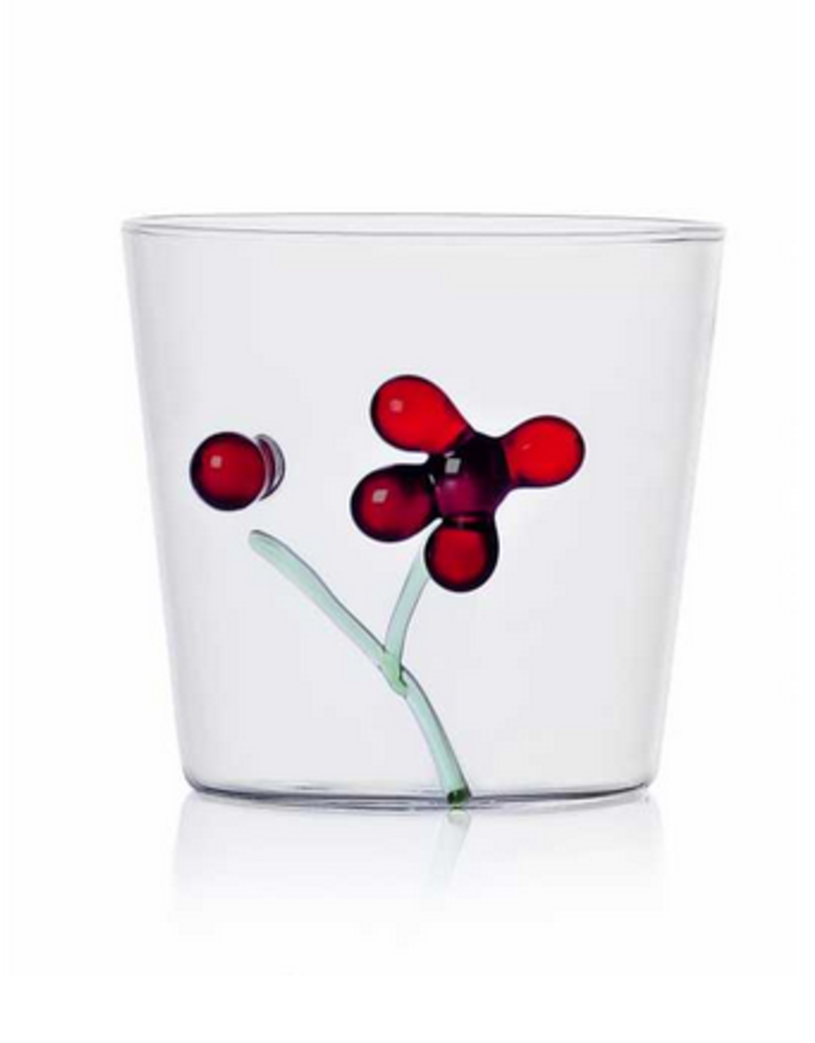Ichendorf Red berries outside glass