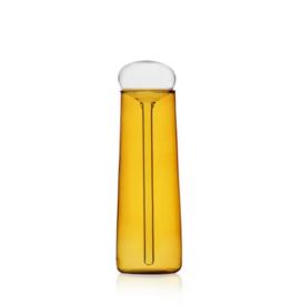 Ichendorf Vinegar cruet amber