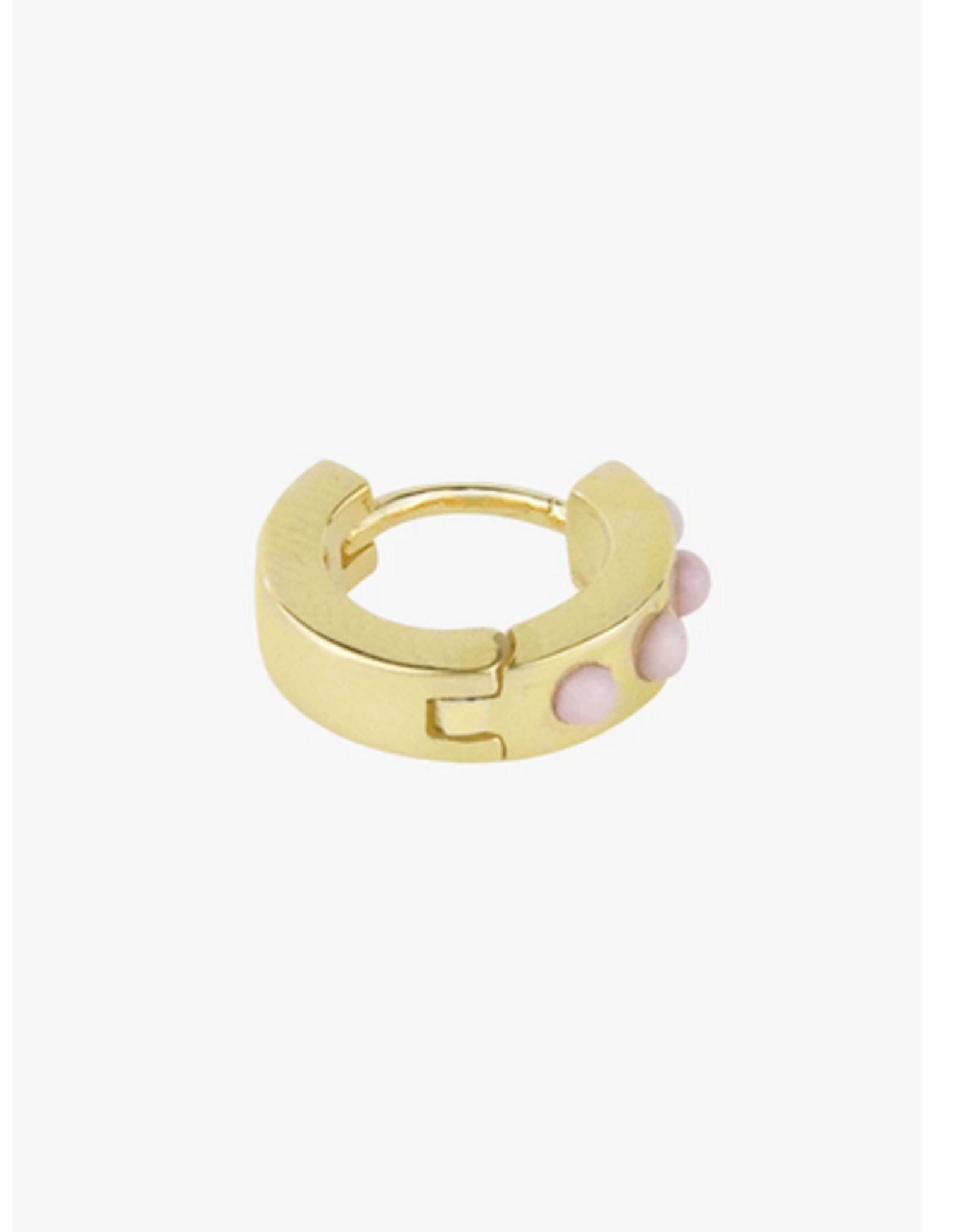 Wildthings Collectables Pink cloud huggie gold