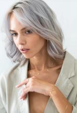 Flawed Flawed Petals Bracelet Silver