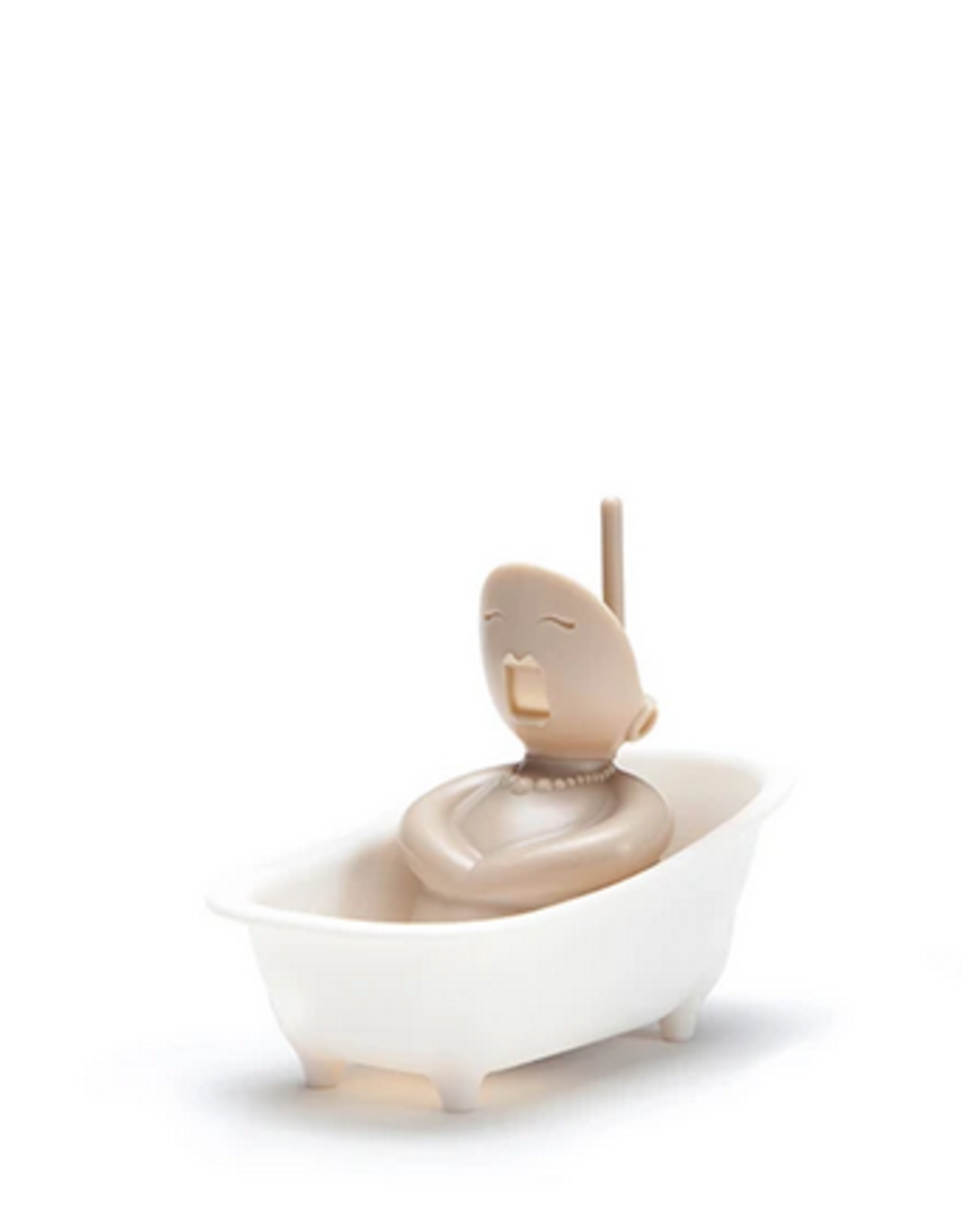 abodee Soap opera dish scrubber holder