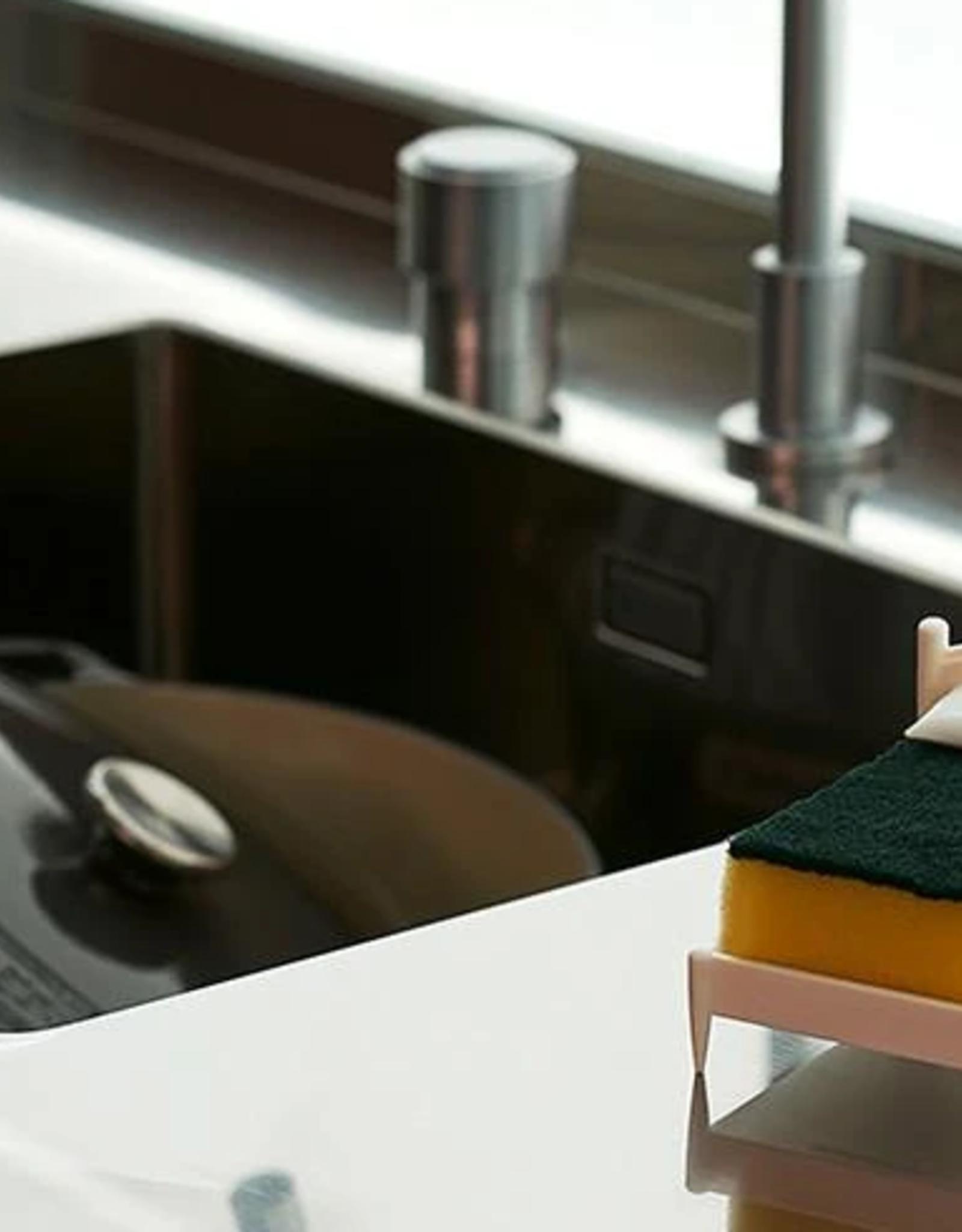 abodee kitchen sponge holder