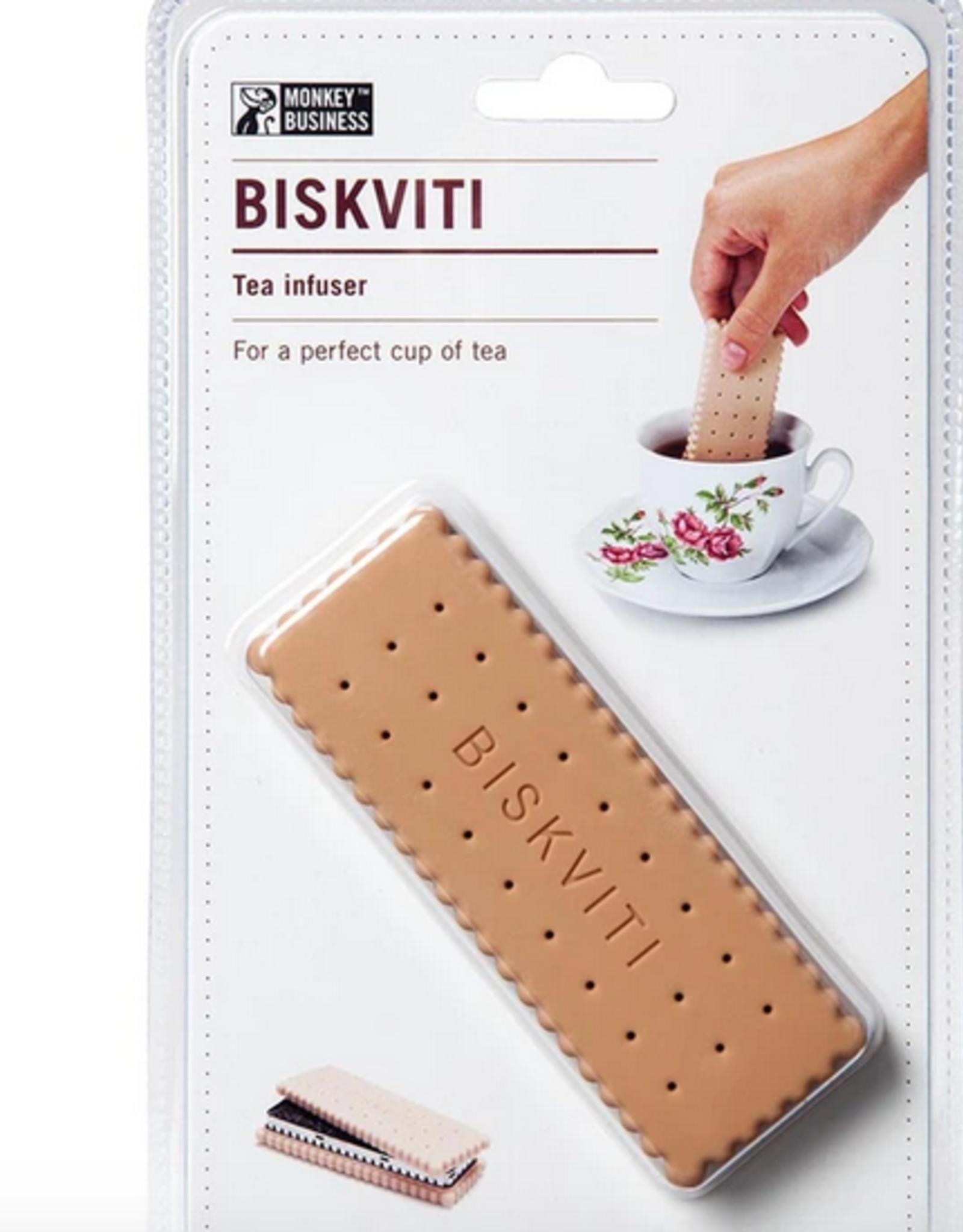 abodee Biskviti tea infuser