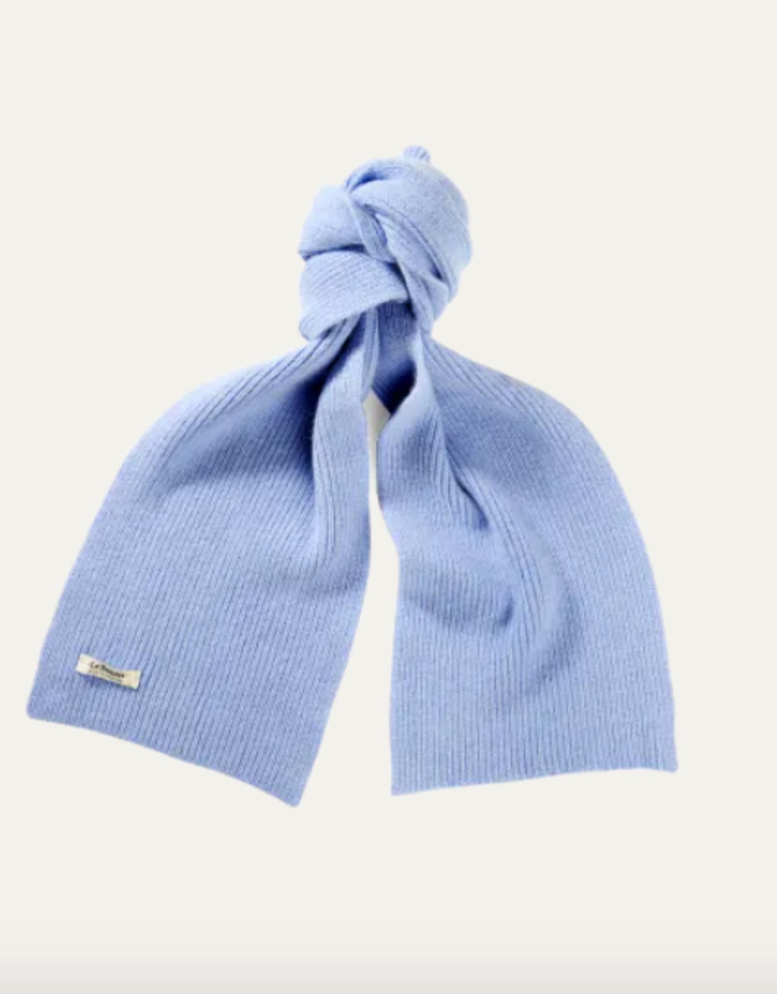 Le Bonnet Scarf light blue sky