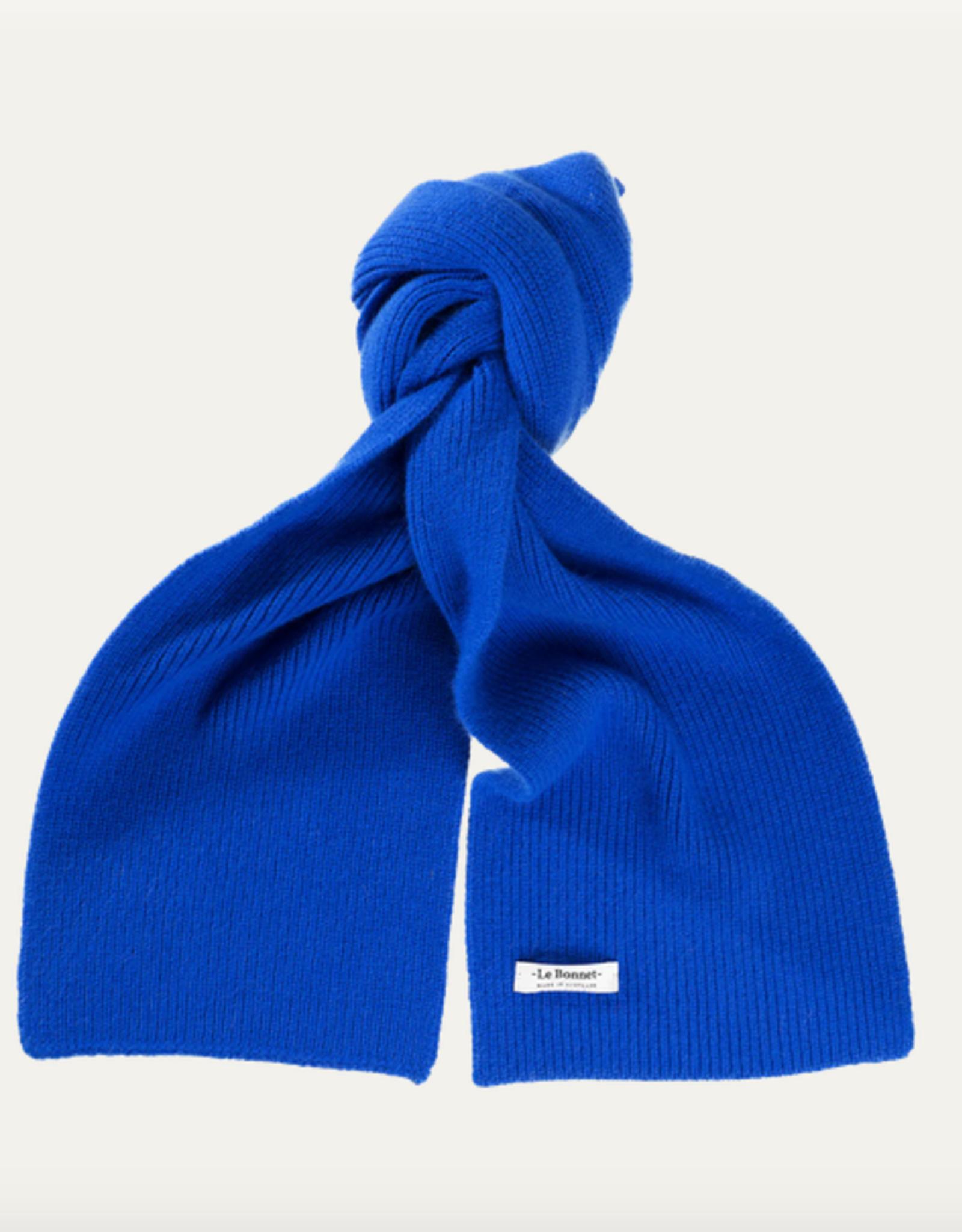 Le Bonnet Scarf Royal Azure