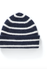 Le Bonnet Beanie midnight stripe
