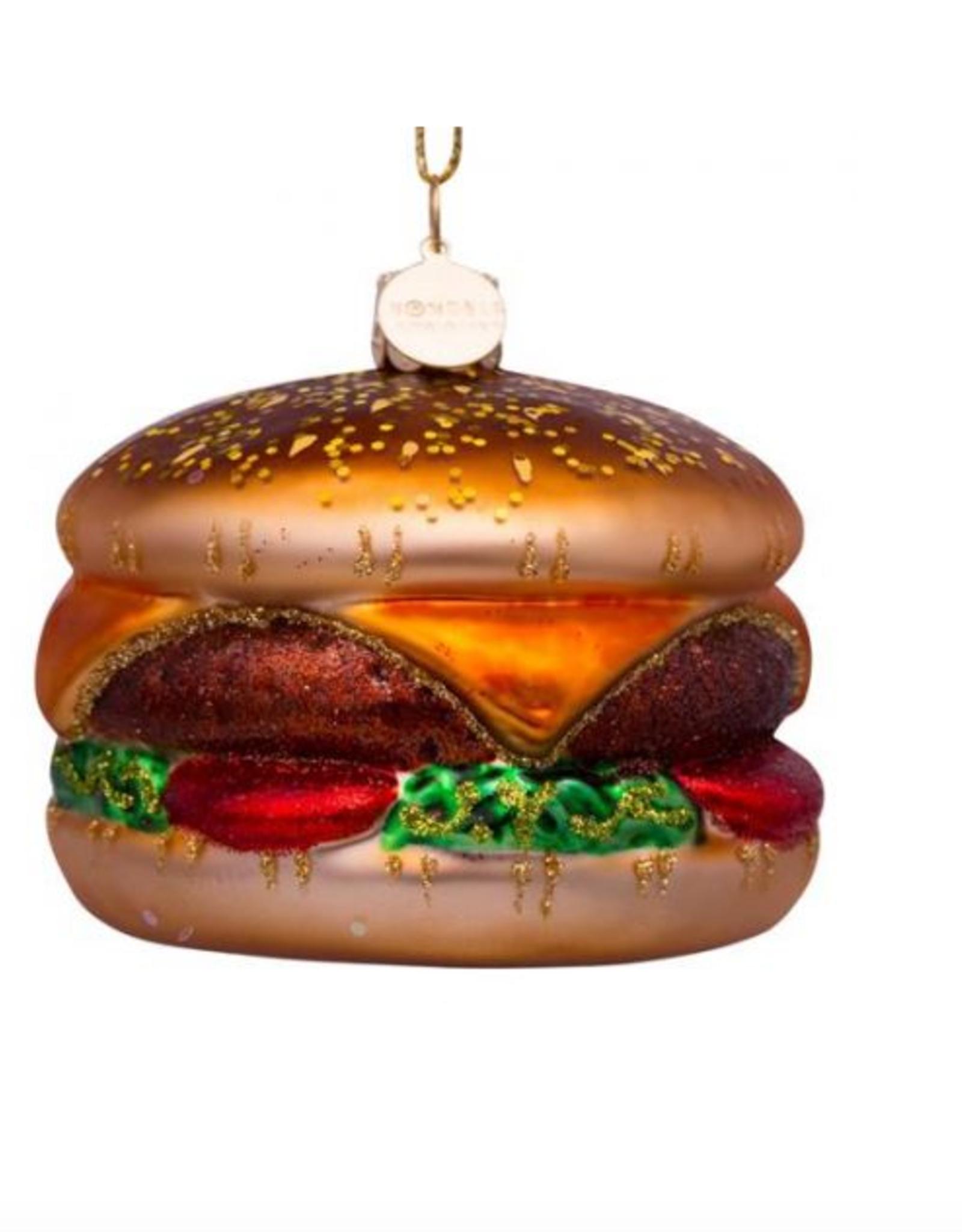 Vondels Burger christmas ornament